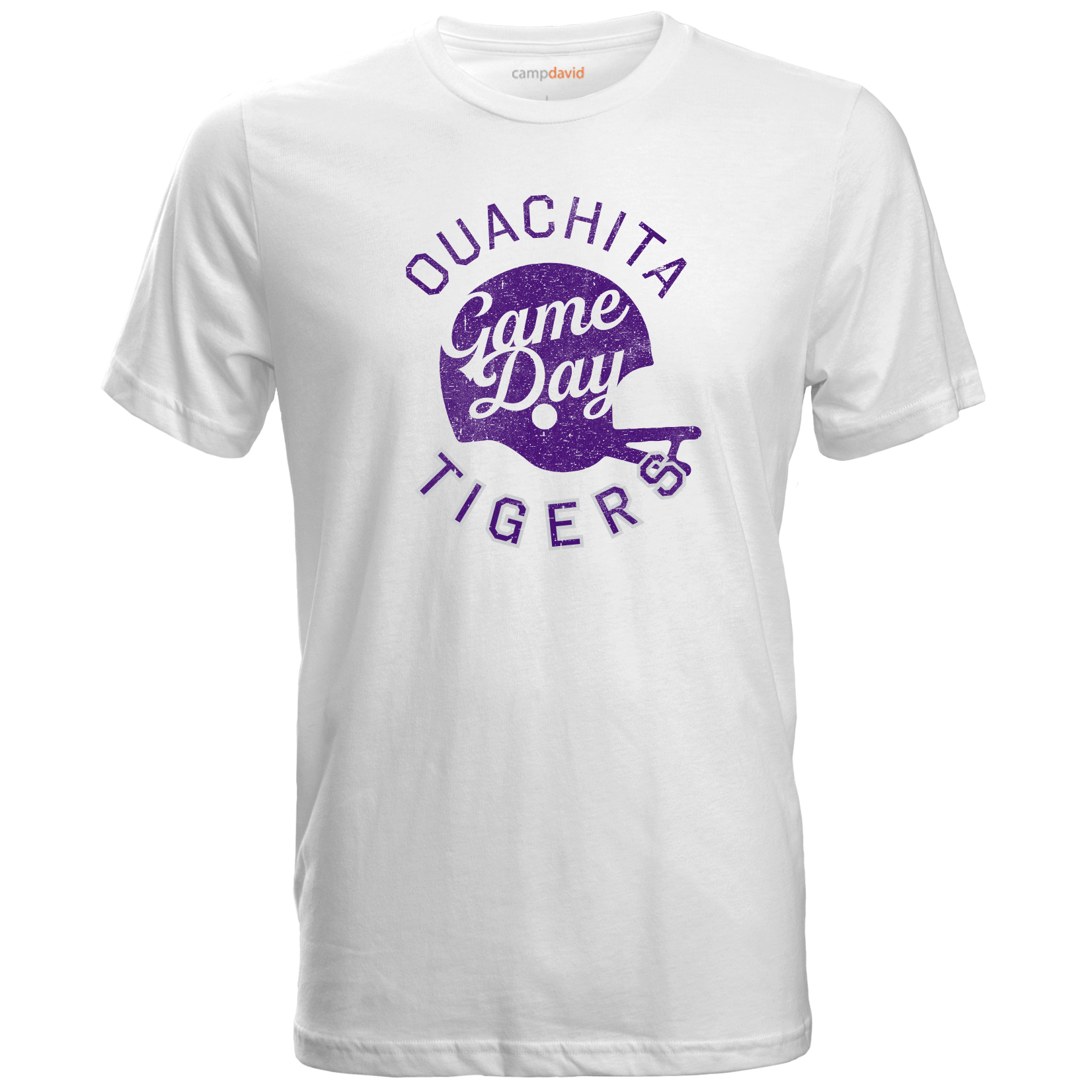OUACHITA TIGERS GAME DAY SS CRUISER TEE
