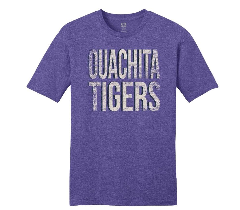 OUACHITA TIGERS SS TANGO TEE