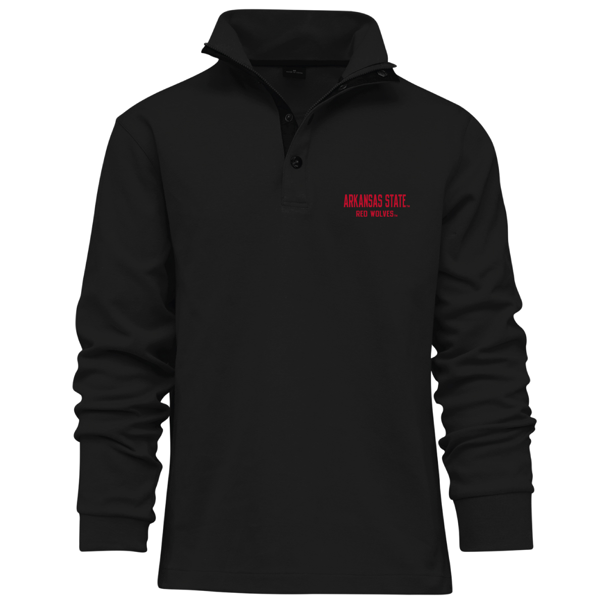 Arkansas State Wingman 1/4 Zip Pullover