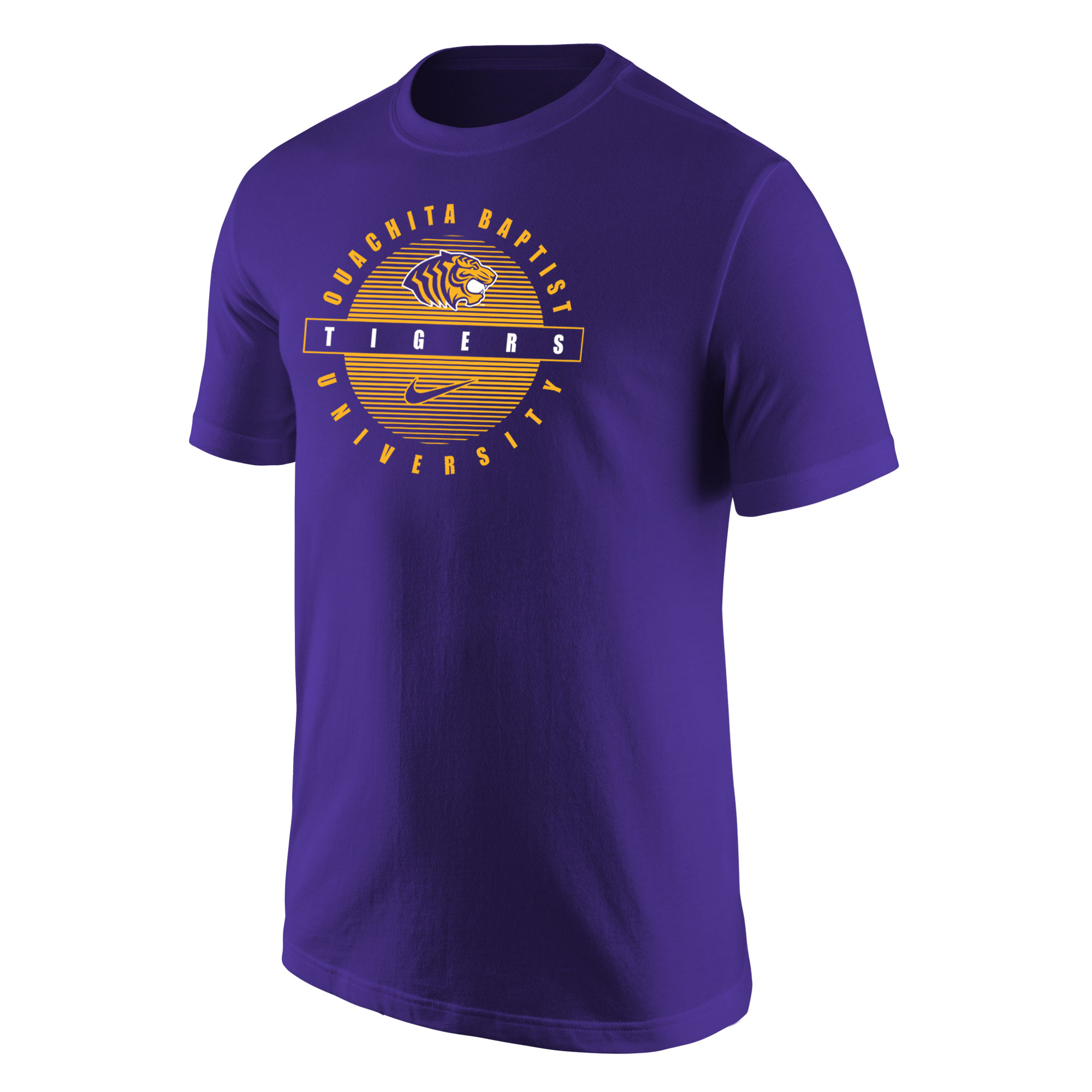 OUACHITA BAPTIST UNIVERISTY TIGERS NIKE CORE SS TEE