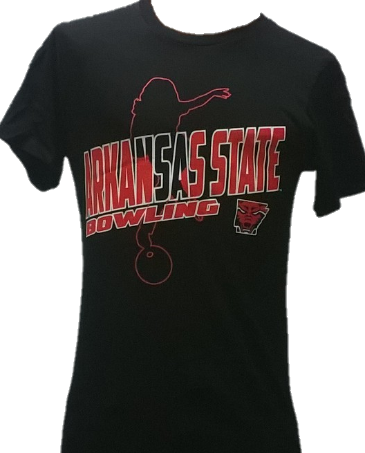 Arkansas State Bowling T Shirt