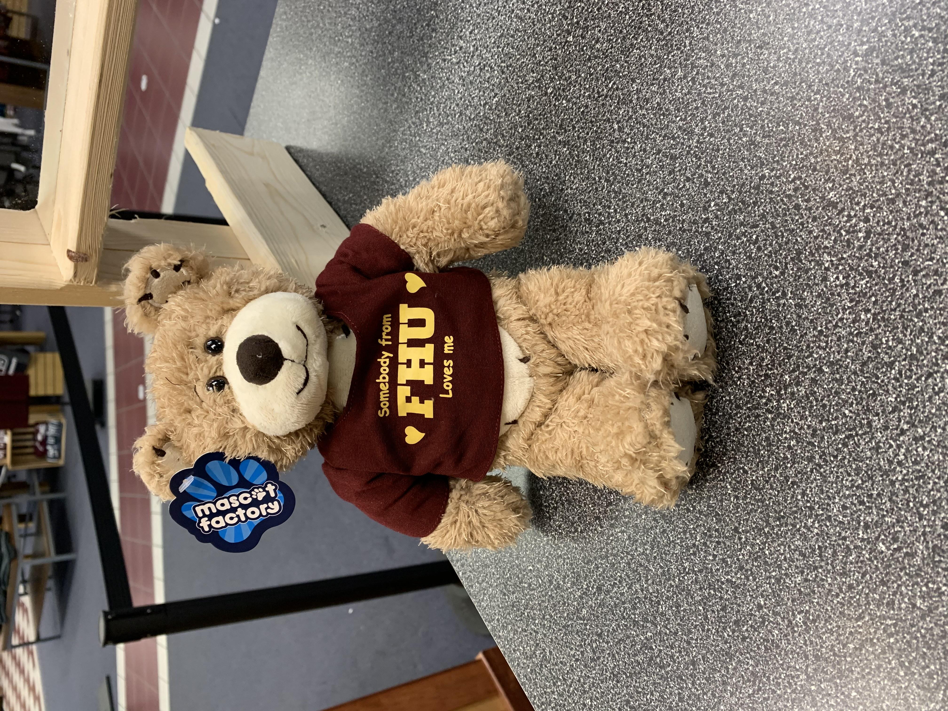 Stitchez Brown Bear