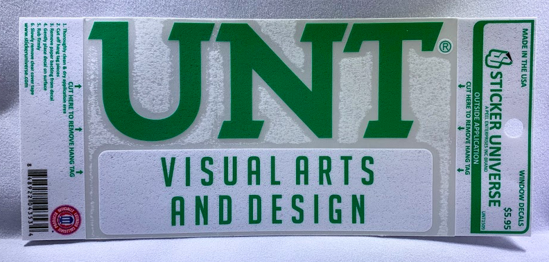 COLLEGE OF VISUAL ARTS AND DESIGN