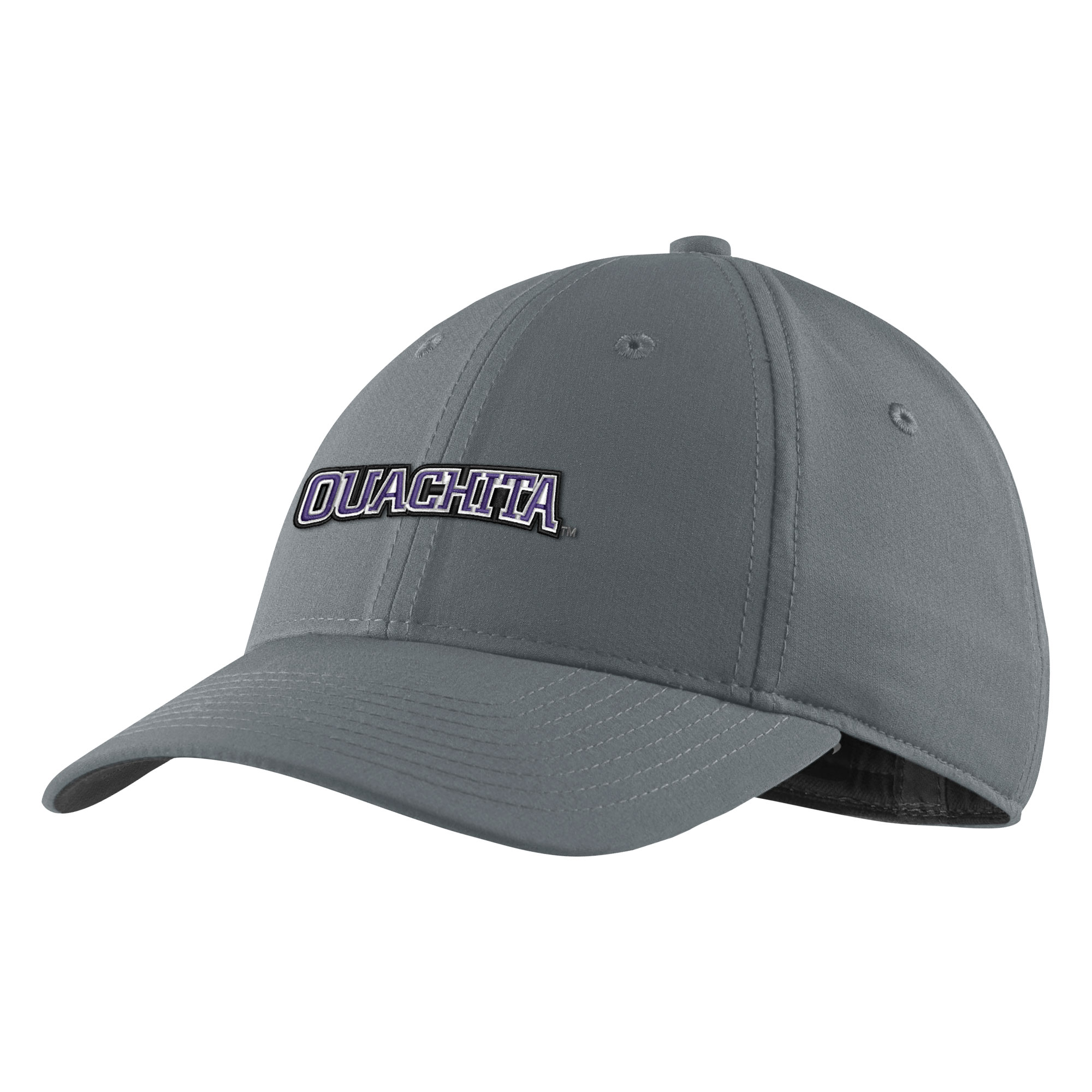 OUACHITA WORDMARK NIKE GOLF FLEX CAP