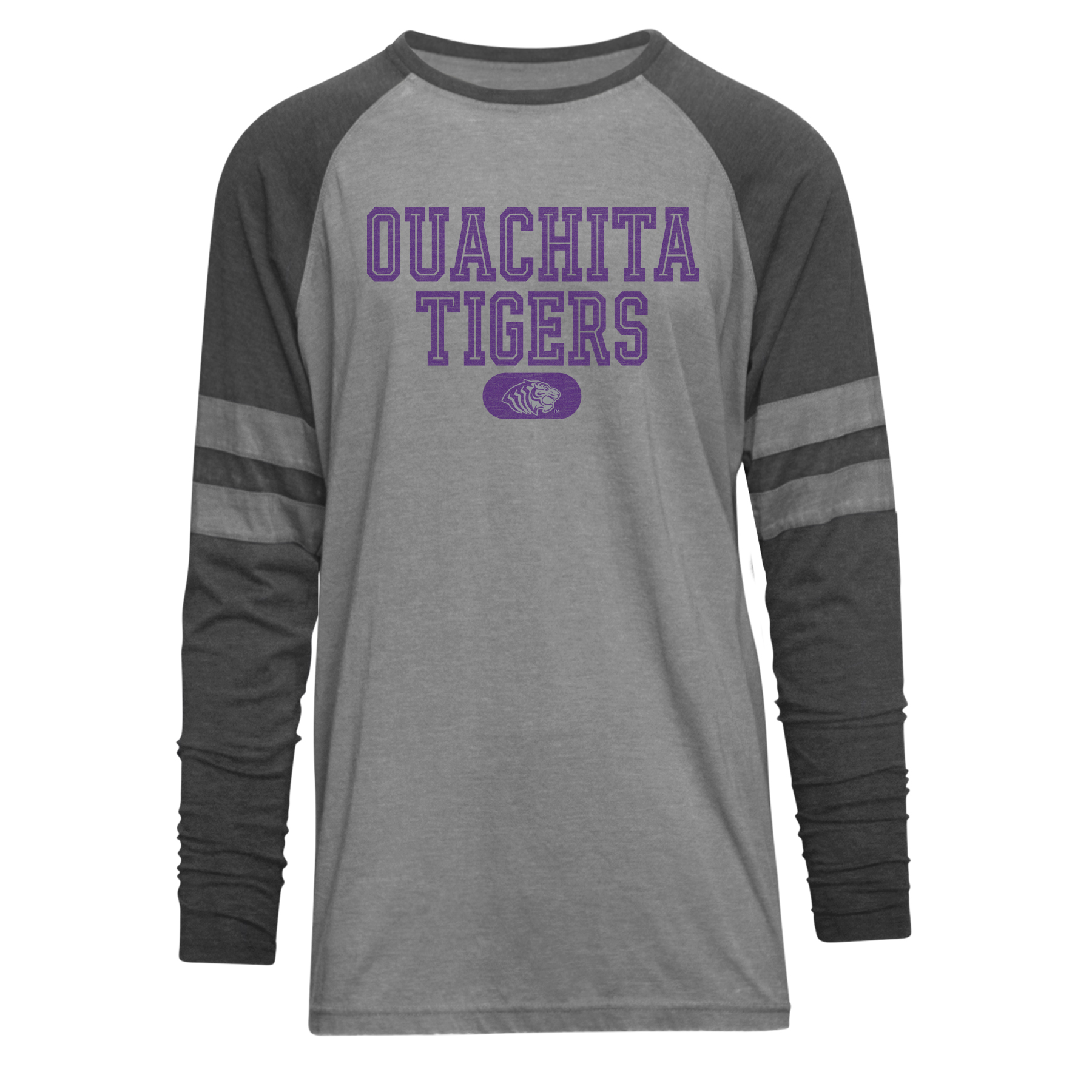 OUACHITA TIGERS PLAYER LS TEE