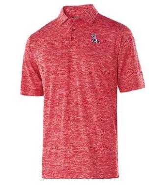 Holloway Electrify Polo Scarlet