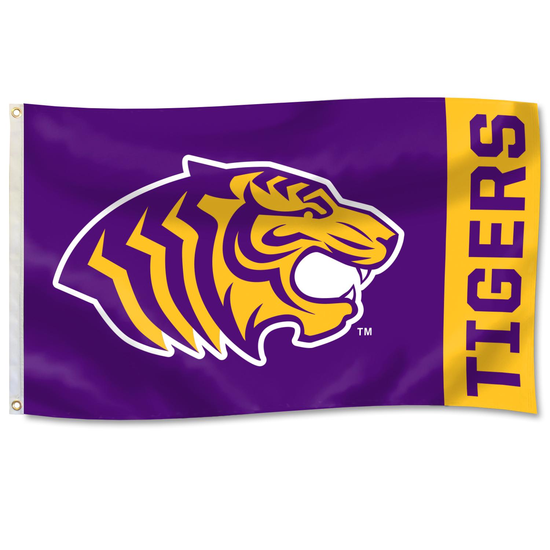 OUACHITA TIGER LOGO 3'X5' DURAWAVE FLAG