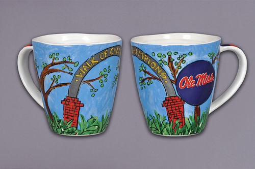 Magnolia Lane Artwork Mug