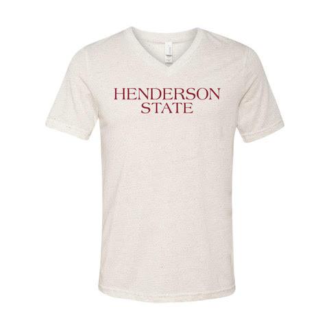 HENDERSON STATE VNECK TEE
