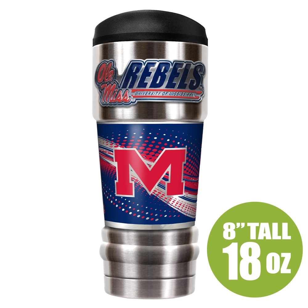 The MVP 18oz Vacuum Insulated Stainless Steel Tumbler