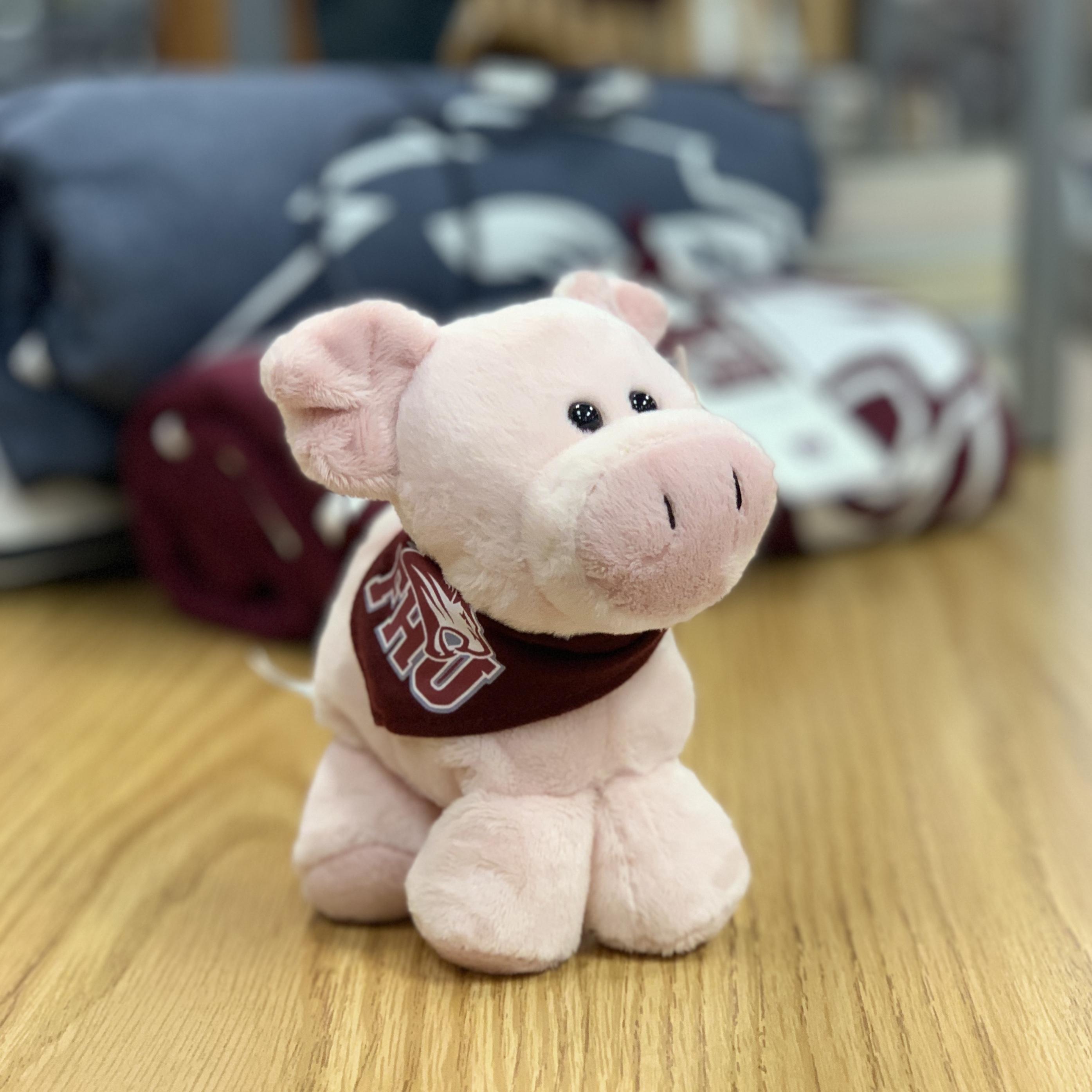 Short Stack Pig