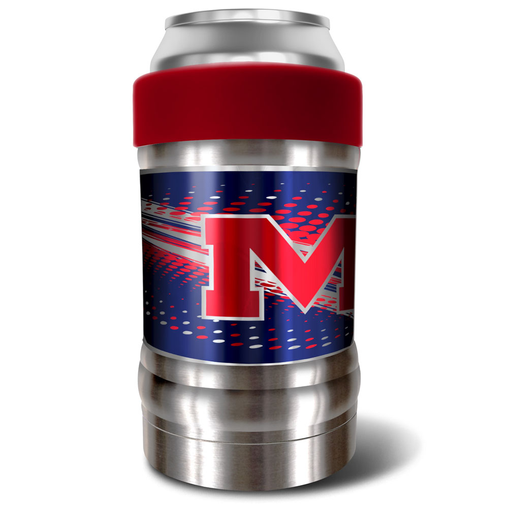 The Locker Wrap Can/Bottle Holder Red