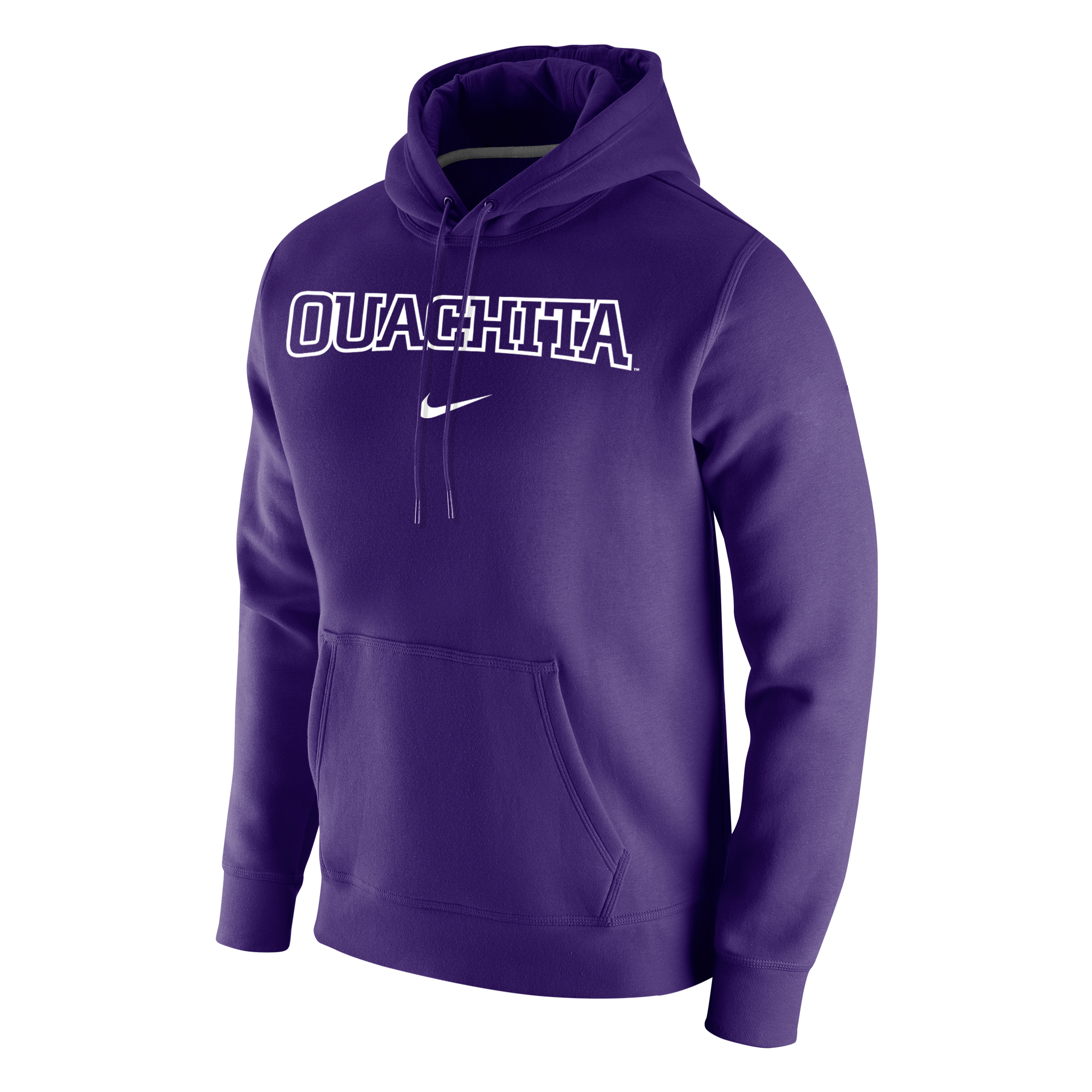OUACHITA NIKE CLUB FLEECE PO HOODY