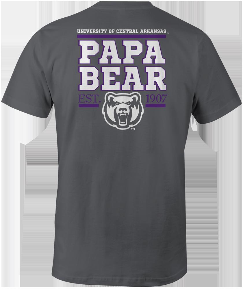 UCA Papa Bear Tee
