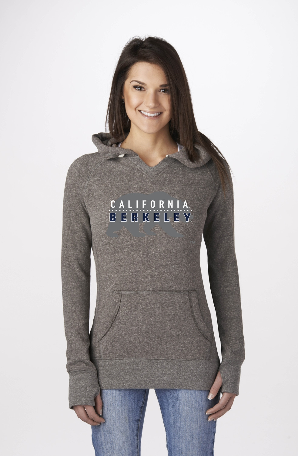 Cal Bears Women's Popshop Hoody by Campus Crew