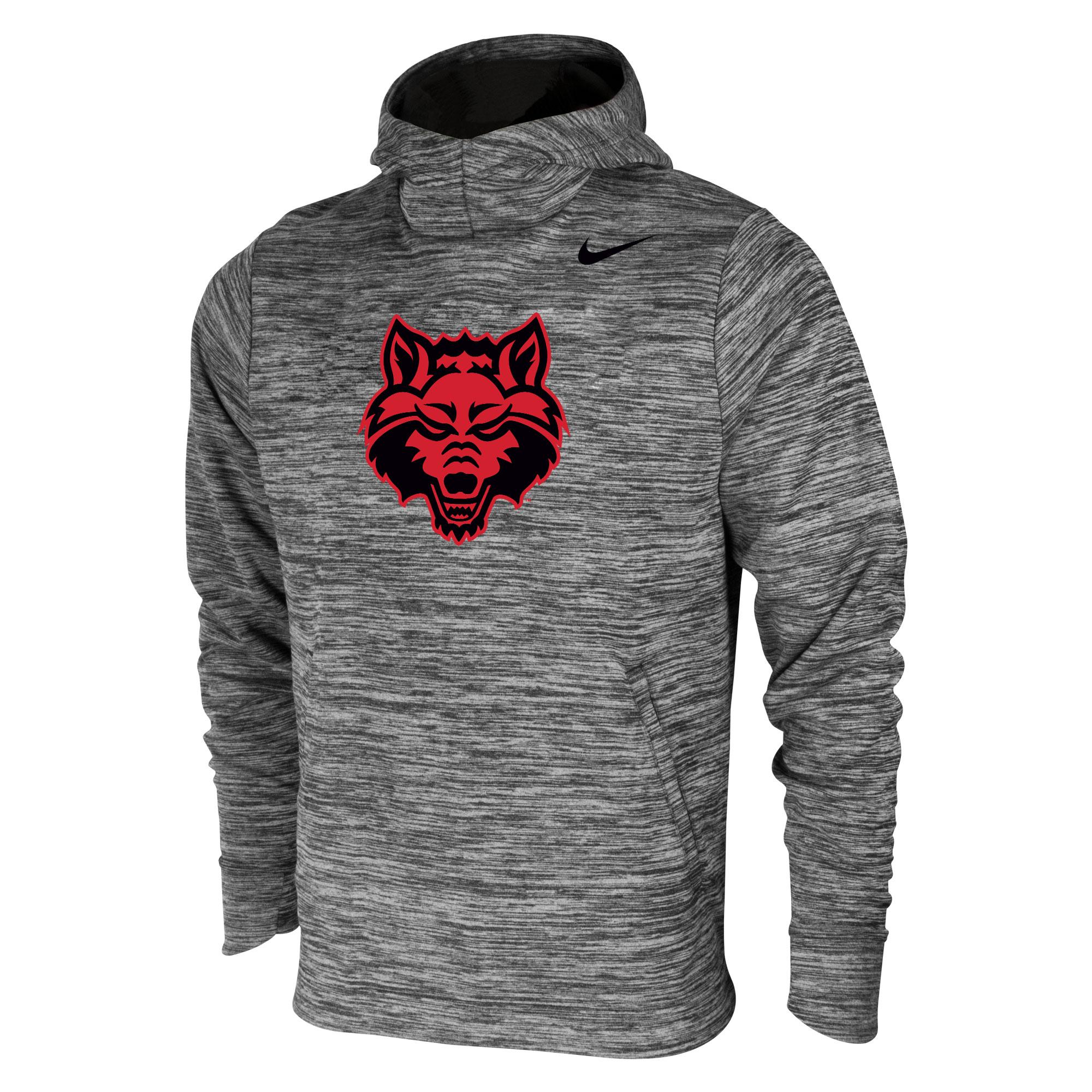 Red Wolves Practice Fleece Hoody