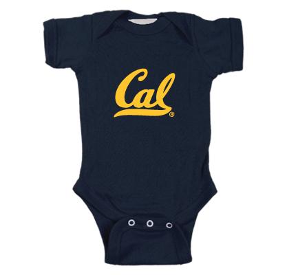 Cal Bears Lap Shoulder Onesie