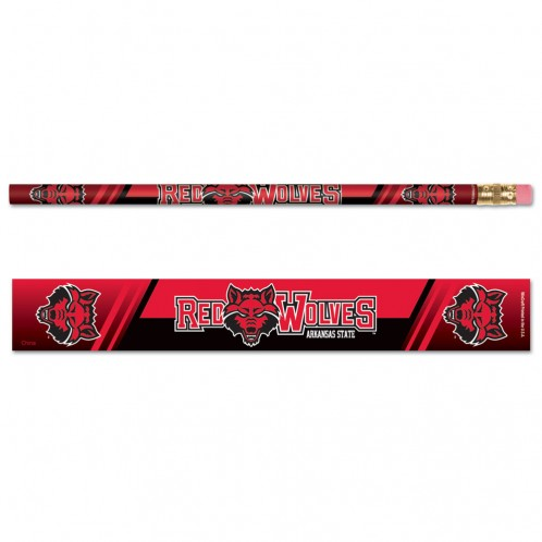 Arkansas State University Pencil 6-pack
