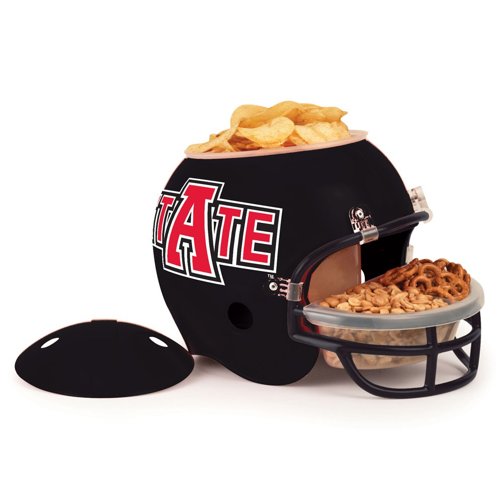 Arkansas State University Snack Helmet