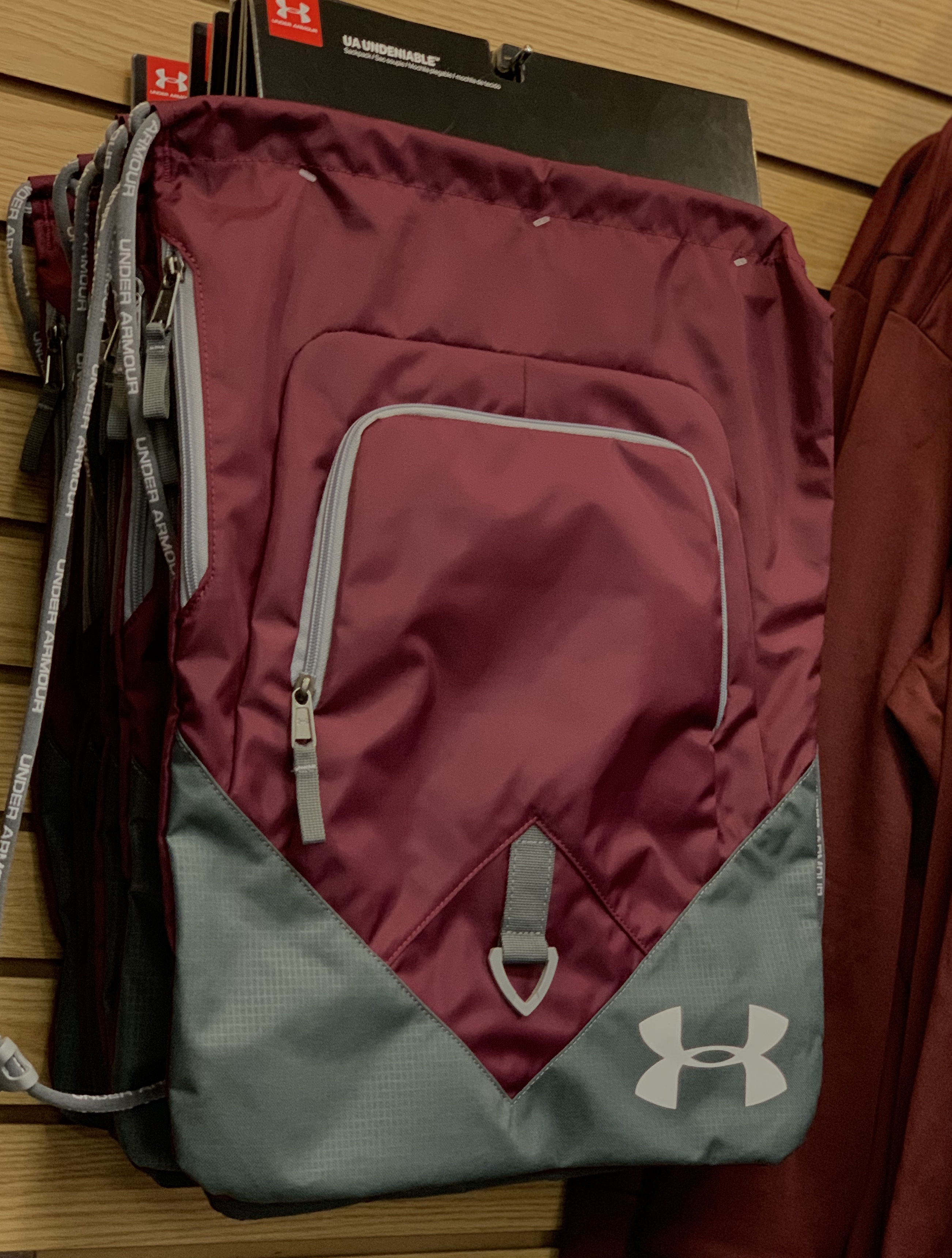 Under Armour Draw-String Backpack