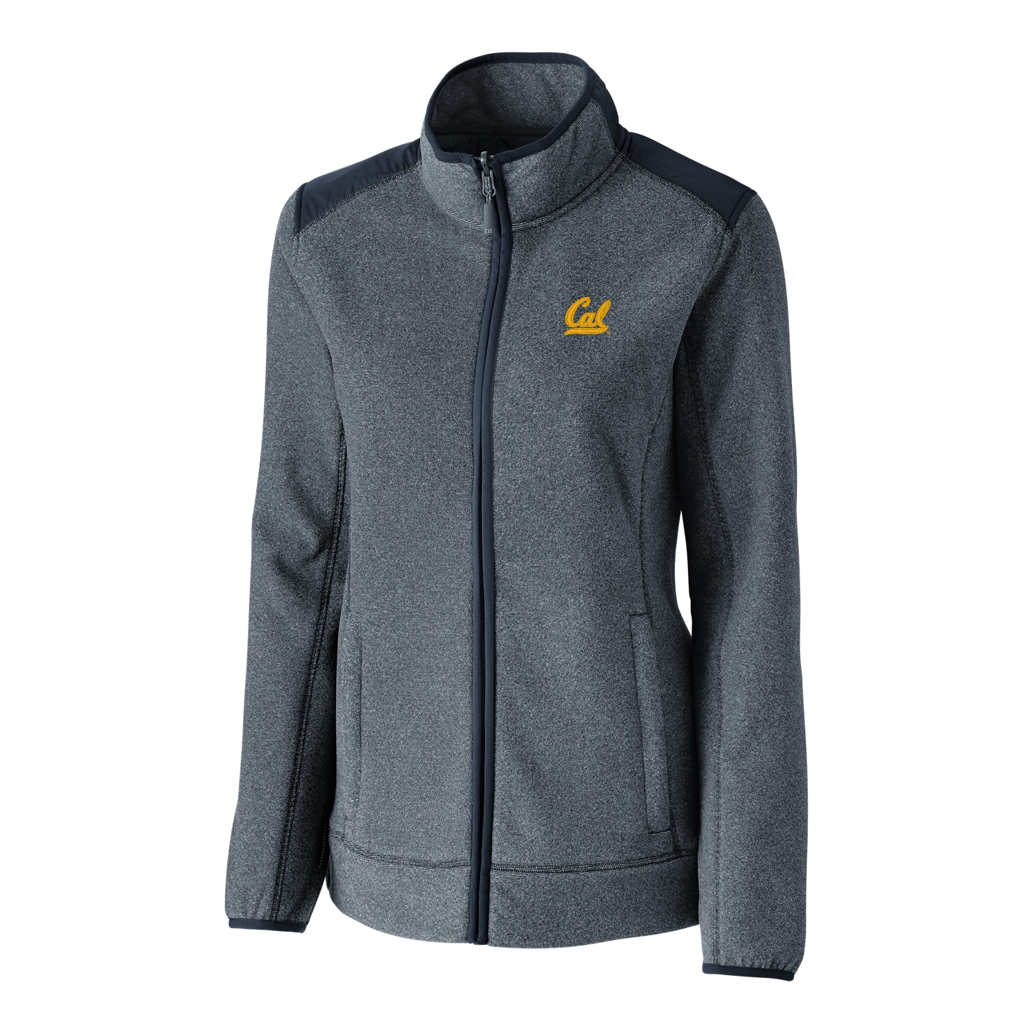 University of California Berkeley CB Weathertec Women's Cedar Park Full Zip