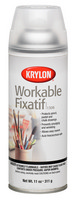 Krylon Workable Fixative Spray 11 oz.