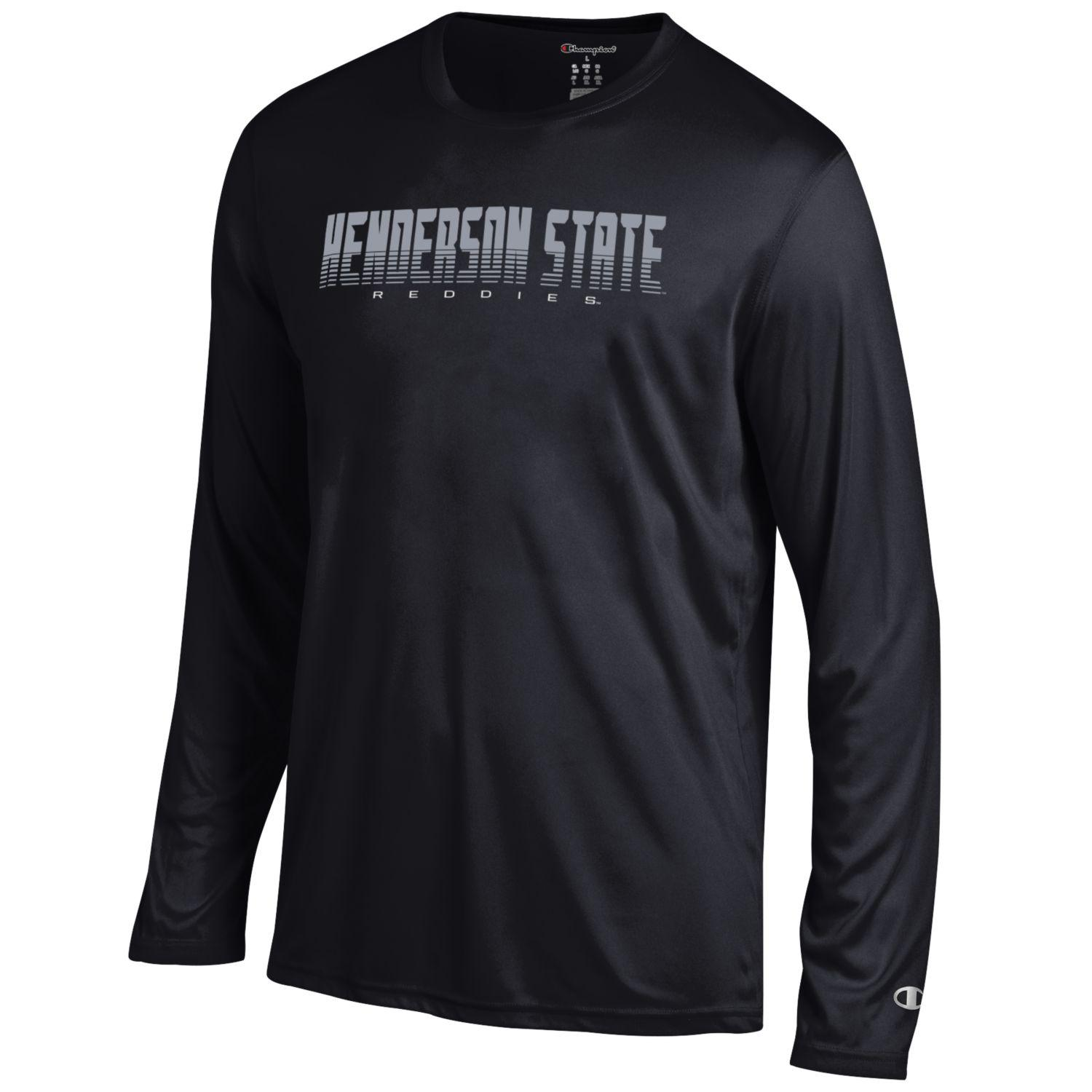 Henderson Reddies Athletic LS Tee
