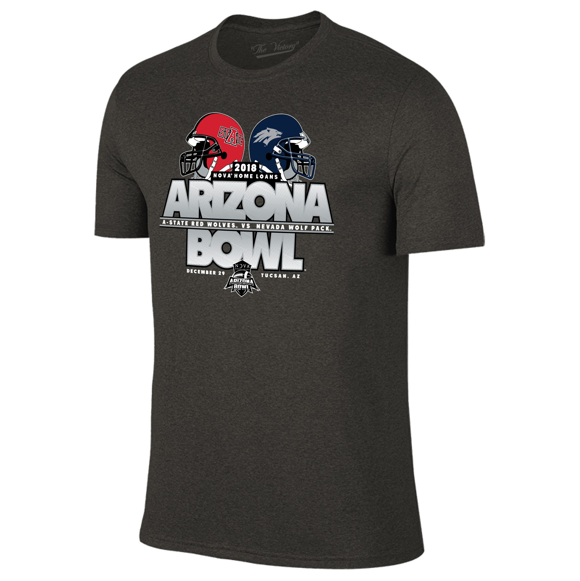 Pre-Order Your 2018 Arizona Bowl T Shirt!