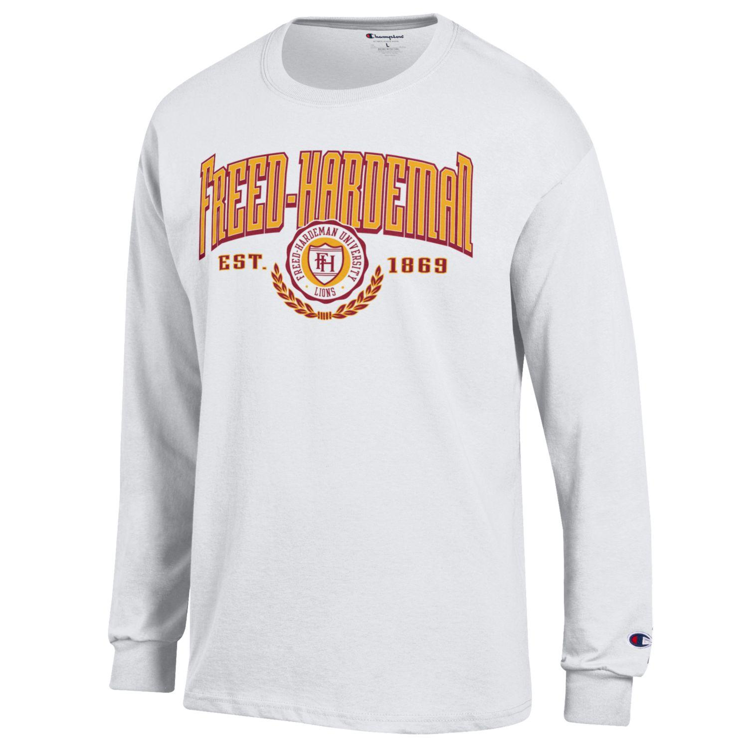 FHU Long Sleeve Tee