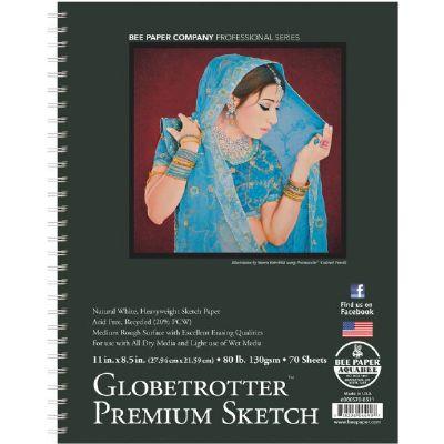 Globetrotter Premium Sketch 8.5x11