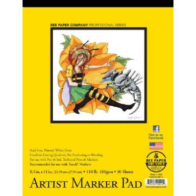 Artist Marker Pad 8.5x11