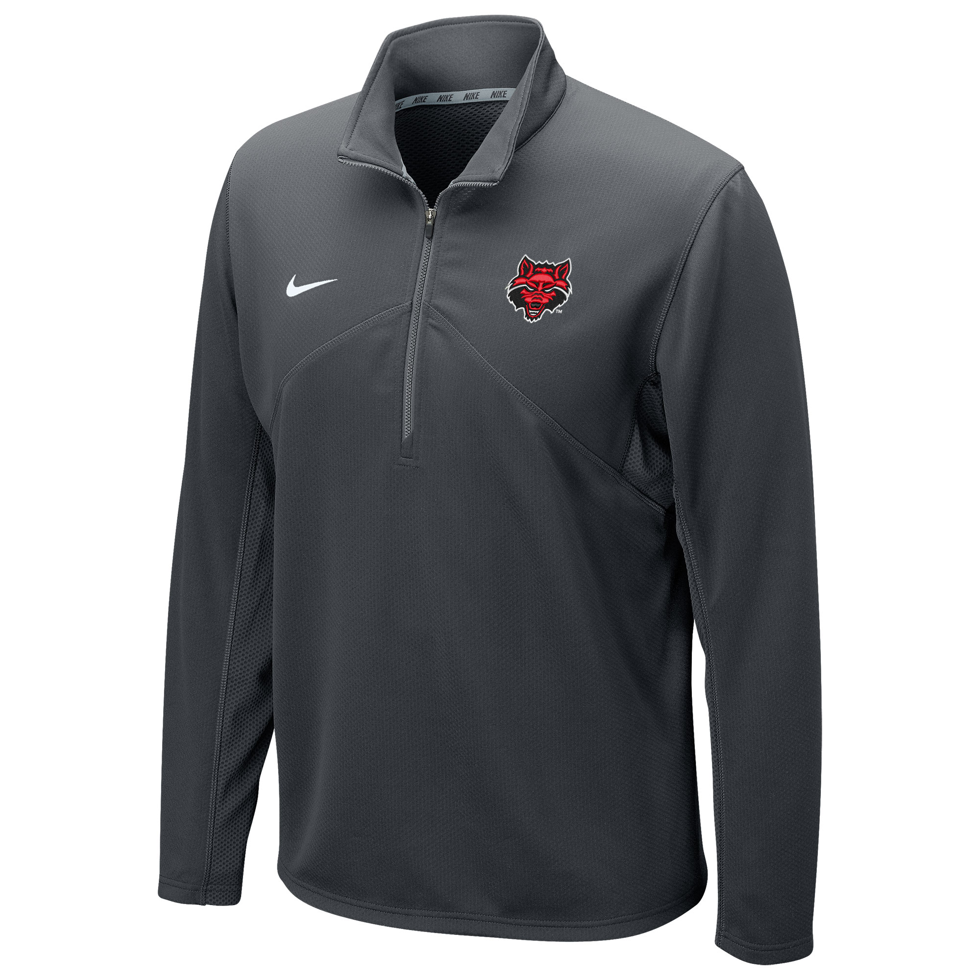 Arkansas State DriFIT Training 1/4 Zip Pull Over