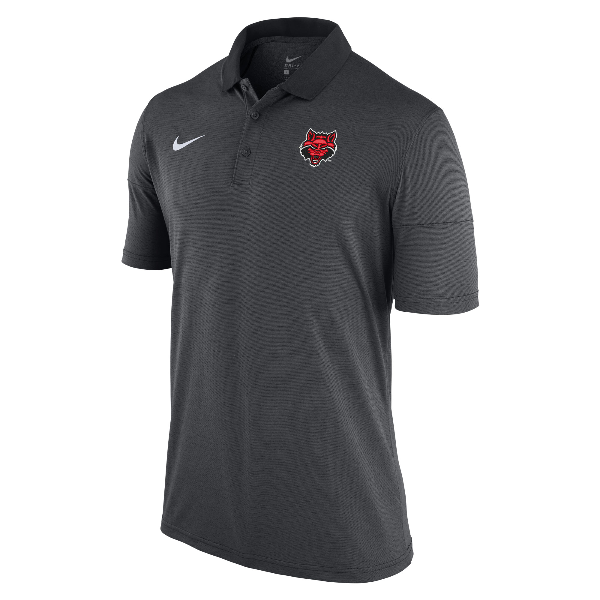 Red Wolves DriFit Polo