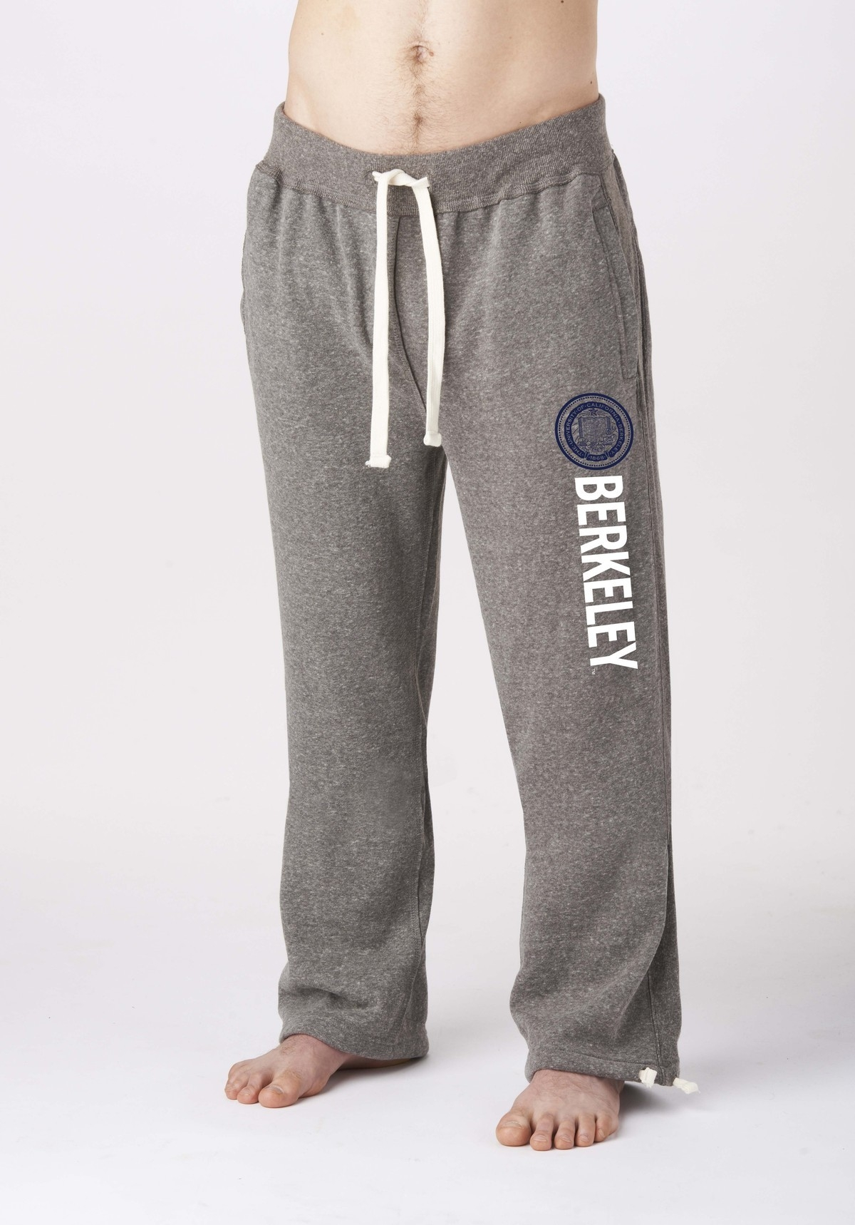 MD25-University of California Berkeley Fleece Pant by Campus Crew