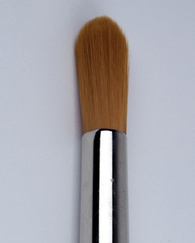 Silver Jumbo Golden Synthetic Brushes