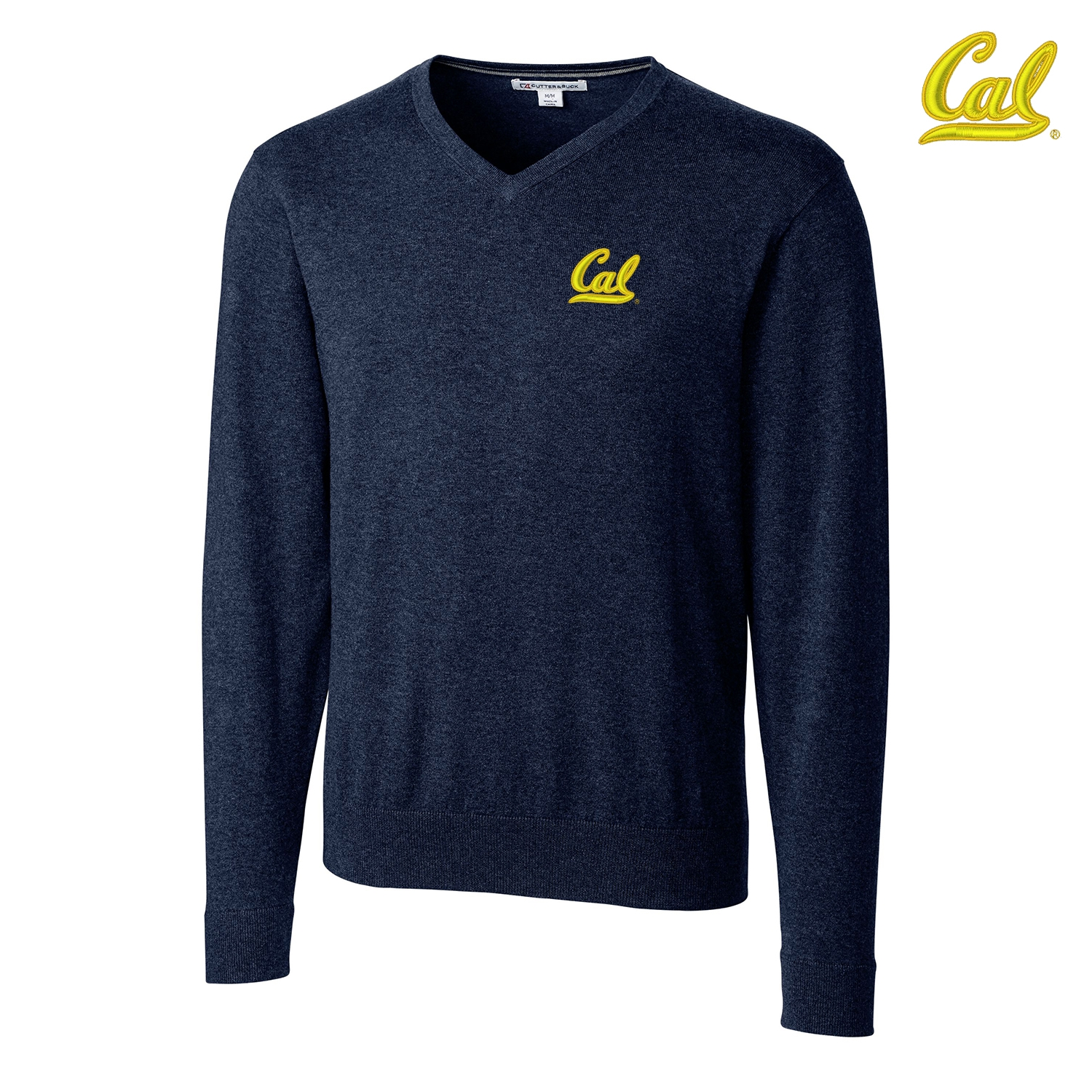 University of California Berkeley Lakemont Vneck Sweater