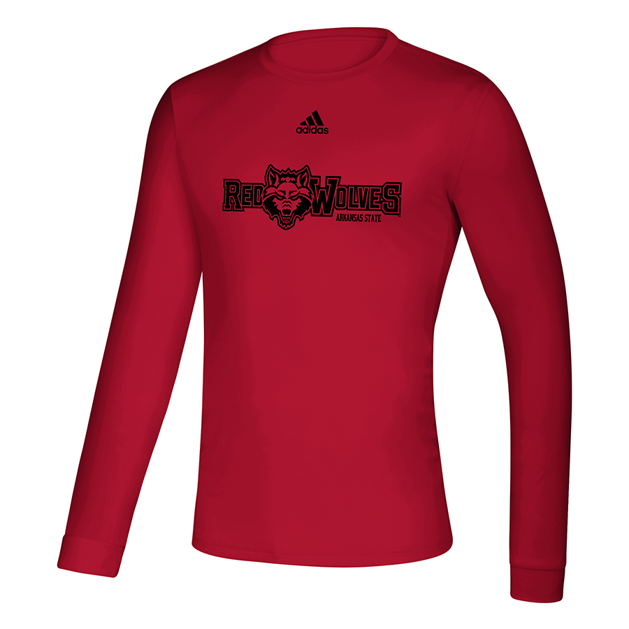 Arkansas State Red Wolves Long Sleeve Creator Tee