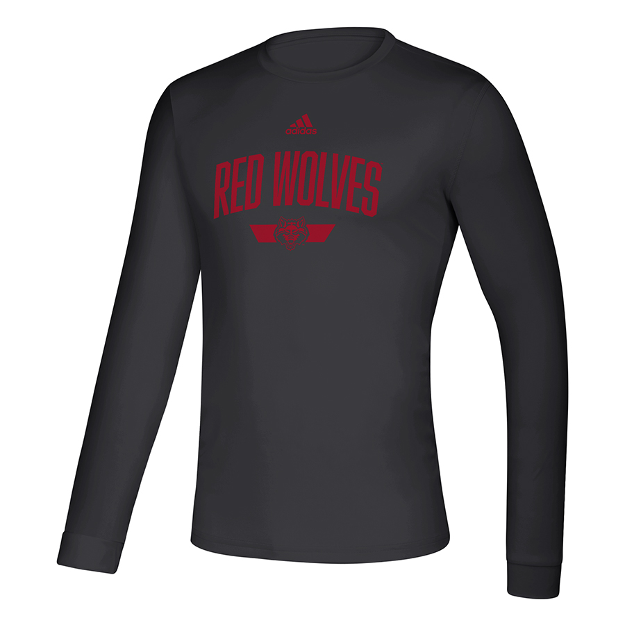 Red Wolves Long Sleeve Creator Tee