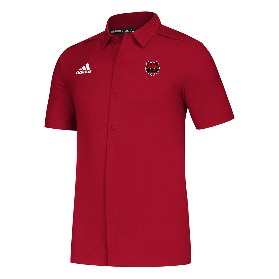 Arkansas State Full Button Gamemode Polo