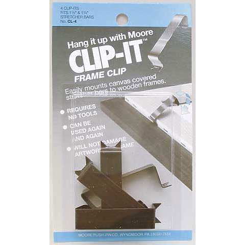 Clip-It Frame Clips