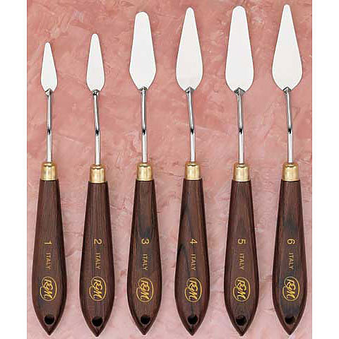 RGM Italian Plus Painting Knives