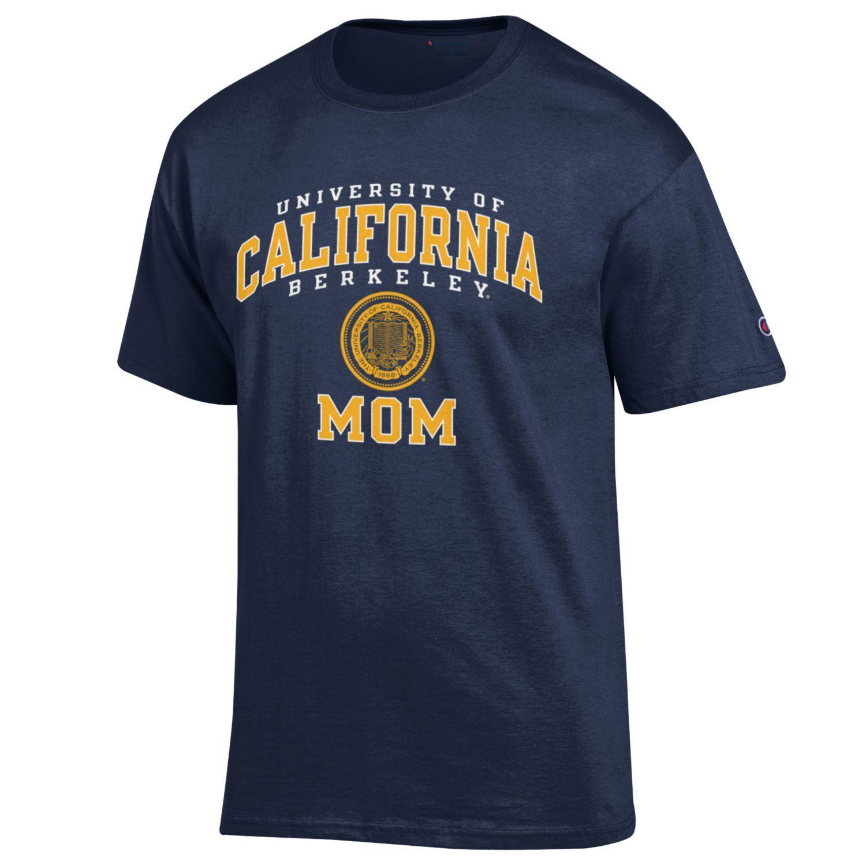 Champion Cal Bears Mom Tee