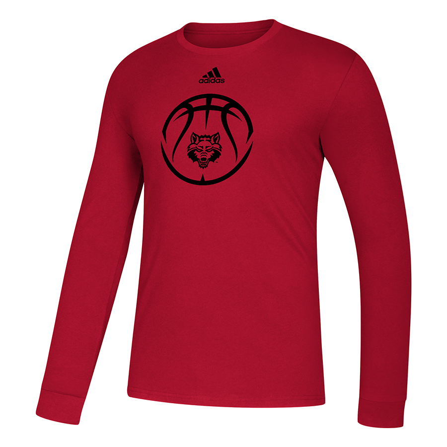 Arkansas State Basketball L/S Tee
