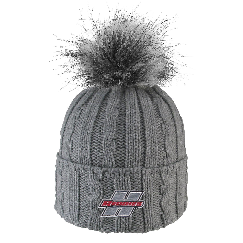 LogoFit Alps Knit Fur Pom Beanie