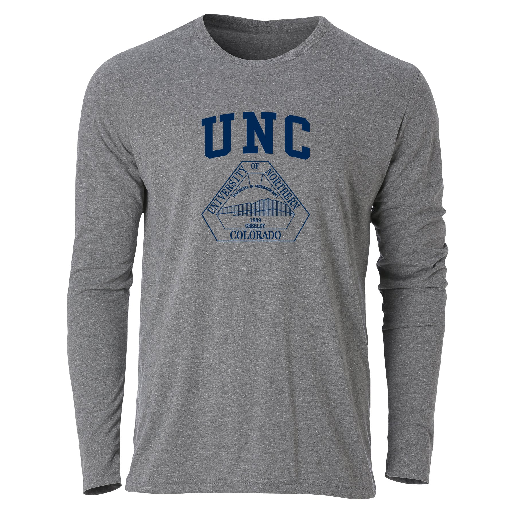 1889 UNC Logo Long Sleeve