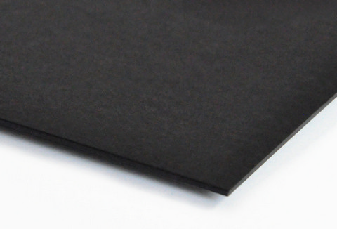 Crescent Ultra Black Smooth Mounting Board 30x40
