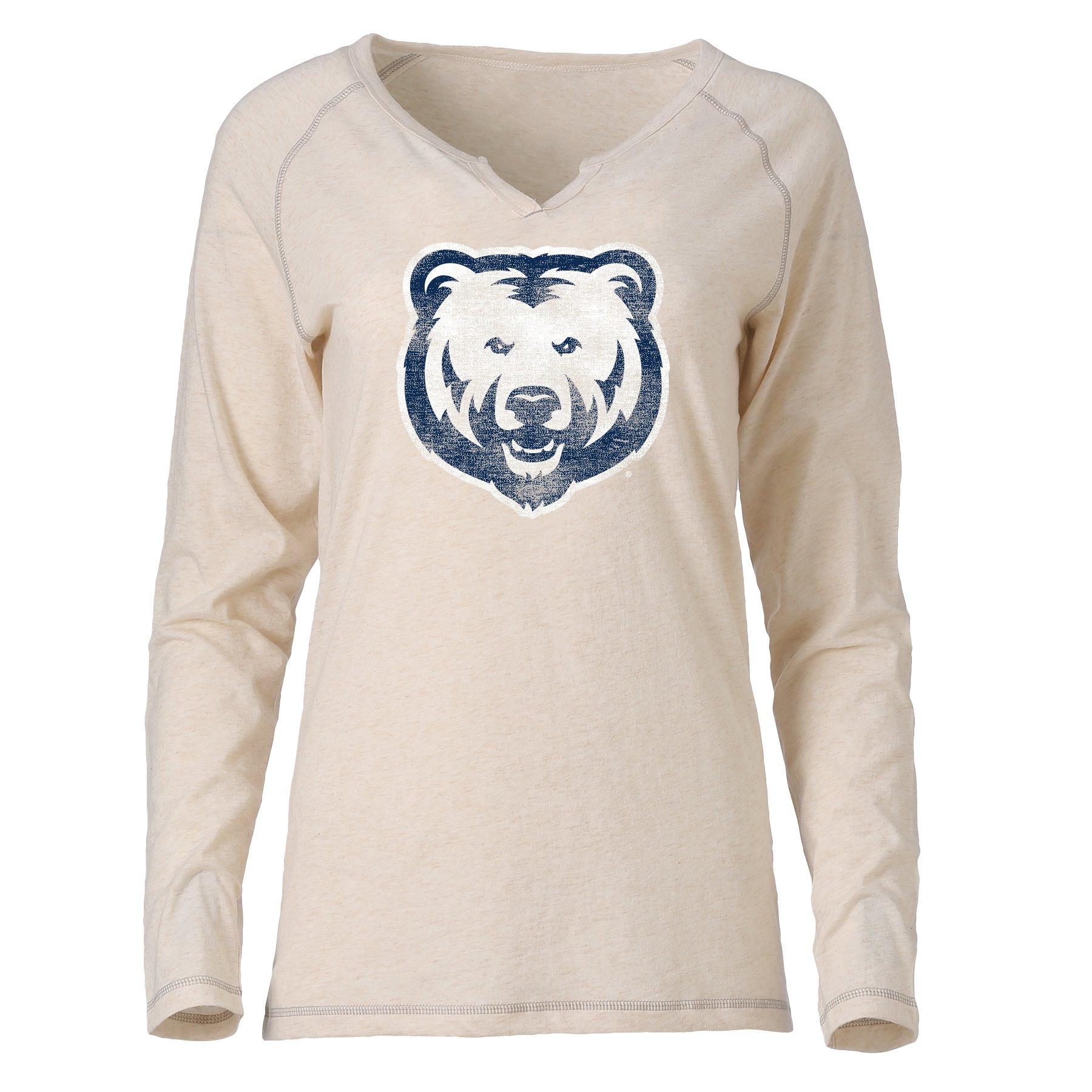 Women's Groove UNC Bear Long Sleeve