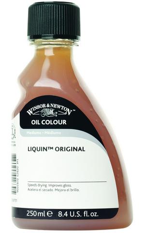 Liquin Oil Painting Medium - 250mL