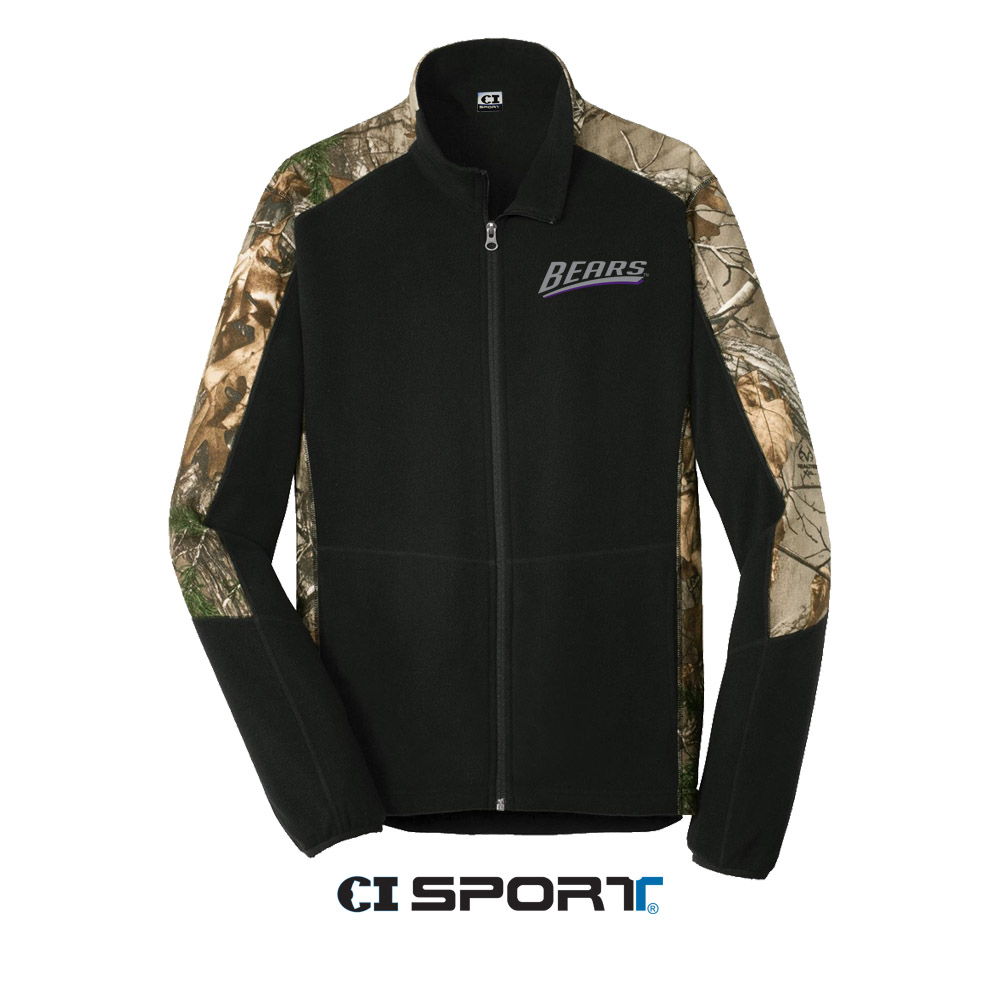 Men's Otto Camo Fleece Jacket