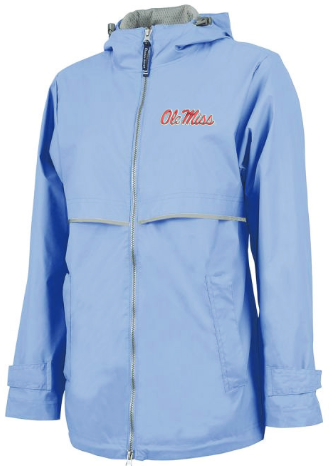 Womens New Englander Rain Jacket